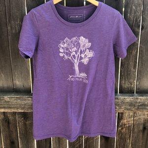 Eddie Bauer Graphic T-shirt